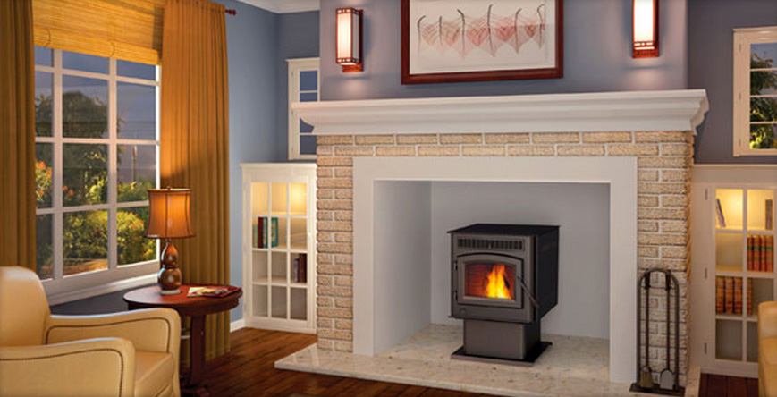 Timberwolf TPS35 Pellet Stove - Grand Ole & Discount Chimney ...